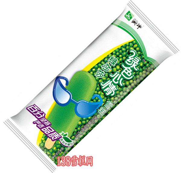 袋装绿色心情_138雪糕网